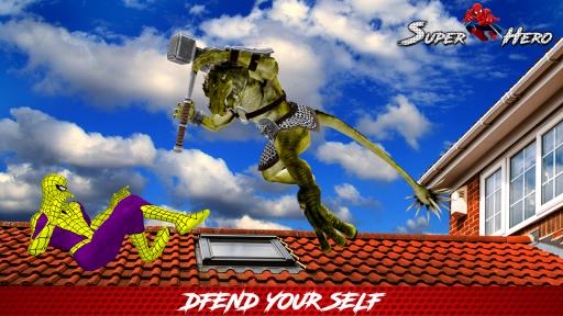 Super Spider Hero: Amazing Spider Super Hero Time screenshot 4