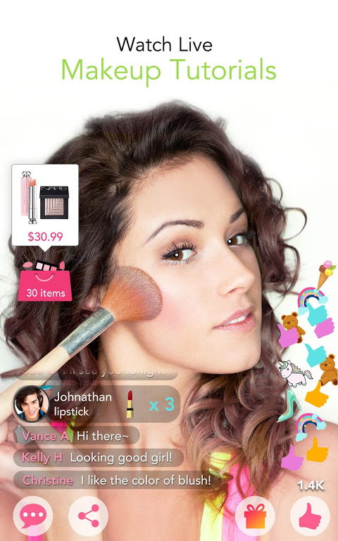 YouCam Makeup: Selfie Camera screenshot 6