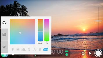FiLMiC Pro Screen
