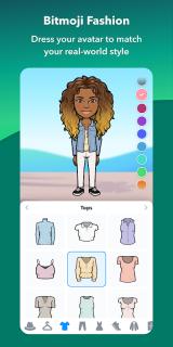 Bitmoji – Your Personal Emoji screenshot 5