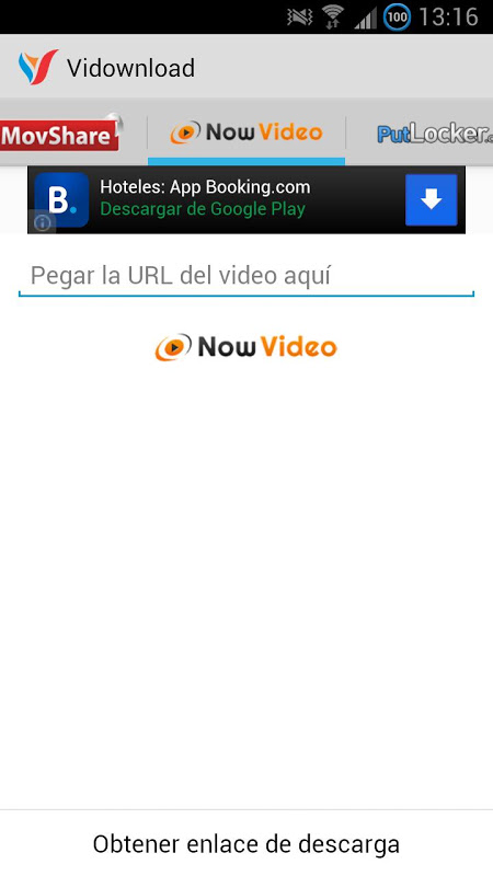 da nowvideo android