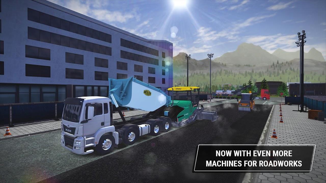 Construction Simulator 3 screenshot 1