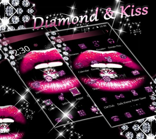 Diamond Kiss Leopard Theme 1 1 7 Download APK for Android