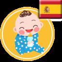 Hermosos nombres españoles para bebés