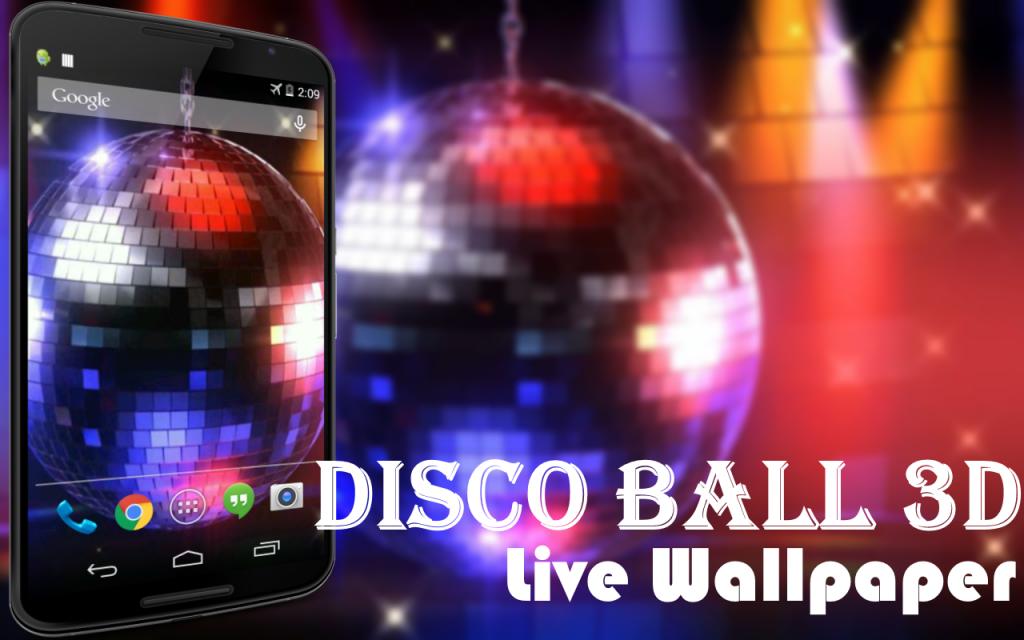 disco ball app free