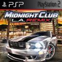 Midnight Club LA Remix PSP