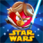 Angry Birds Star Wars v1.5.3 (Unlimited Mighty Falcons)