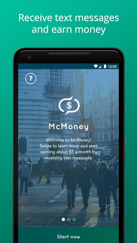 McMoney screenshot 1