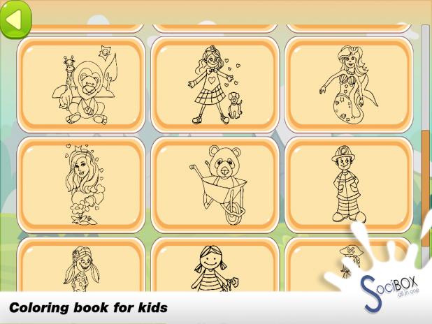 Prenses Boyama Oyunu 10190417 Android Aptoide Için Apk Indir