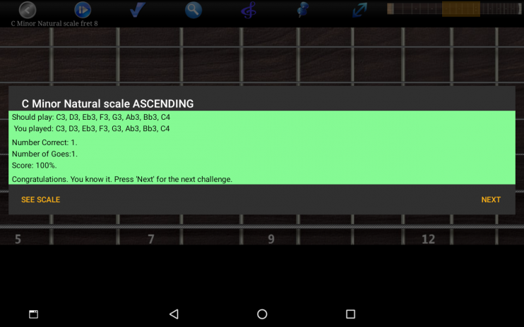 Guitar Scales & Chords Pro Scales Game Fix Download APK for Android ...