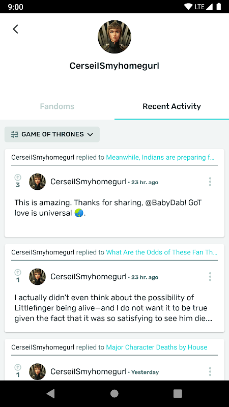 FANDOM – Videos, News, and Reviews screenshot 1