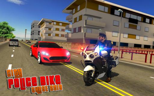 Police chasing bikes 2019 screenshot 11