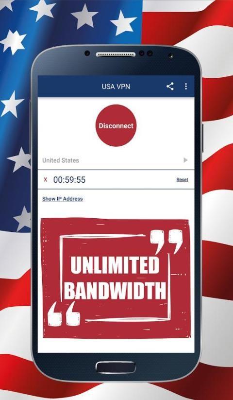 USA VPN screenshot 2