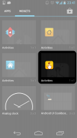 QuickShortcutMaker Screen