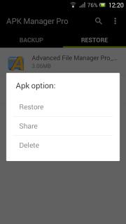APK Manager Pro screenshot 4