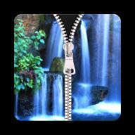 Waterfall Zipper