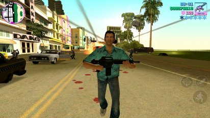 grand theft auto vicecity screenshot 3