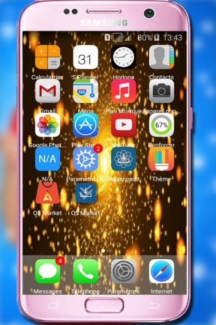 Launcher For IPhone 7 Pluss 2 3 12 Download APK for Android