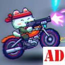 Cat Fire 2 - Offline Zombie Shooter