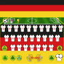 german keyboard jersey soccer icon