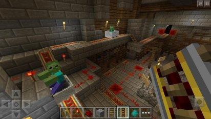 minecraft pocket edition screenshot 4