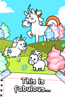 Unicorn Evolution Screenshot
