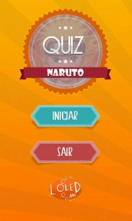 Naruto Quiz - Português screenshot 1