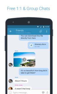 KingsChat screenshot 1