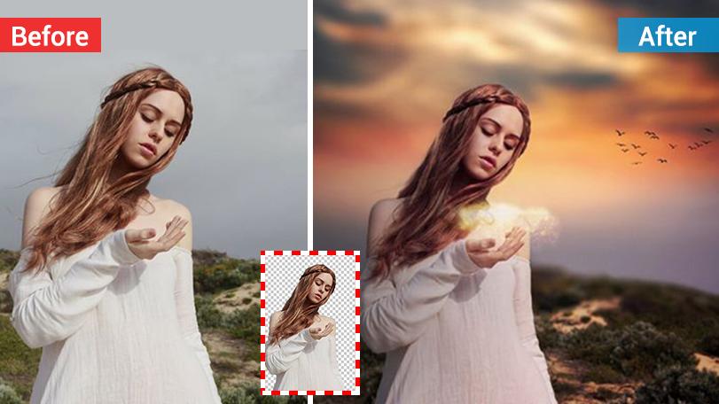 Cut Cut - Cutout & Photo Background Editor screenshot 3