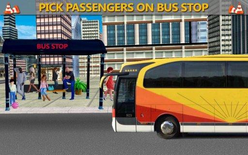 Gas Station Public Transport Simulator screenshot 3
