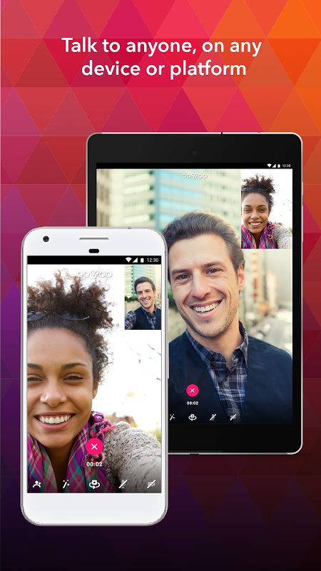 oovoo video call for android free download