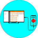 Usb Connector phone to tv (otg/hdmi/mhl/screen)