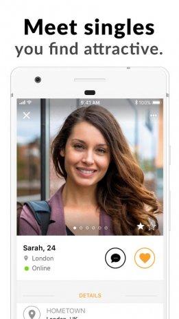 flirt dating & match app