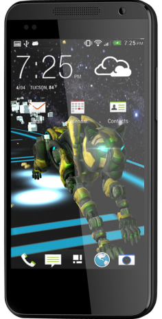 Mech Leopard Live Wallpaper 12 Download Apk For Android