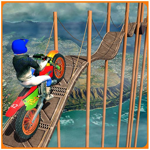 Bike Stunts - 3D Stunt Bike Game