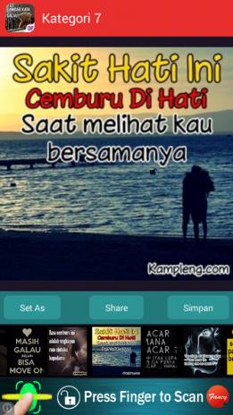 Gambar Kata Galau 1 2 Download APK for Android Aptoide