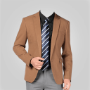 Blazer Men Photo Suit