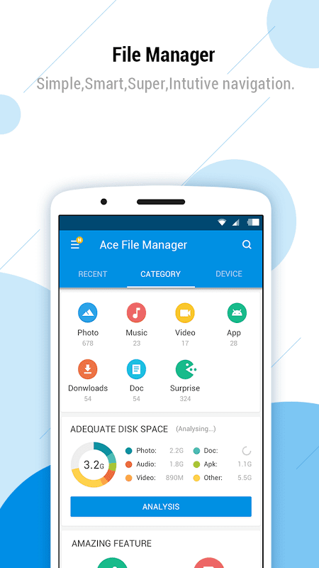 plutoie file manager