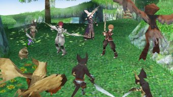 RPGイルーナ戦記オンライン-圧倒的ボリュームの本格RPG- Screenshot