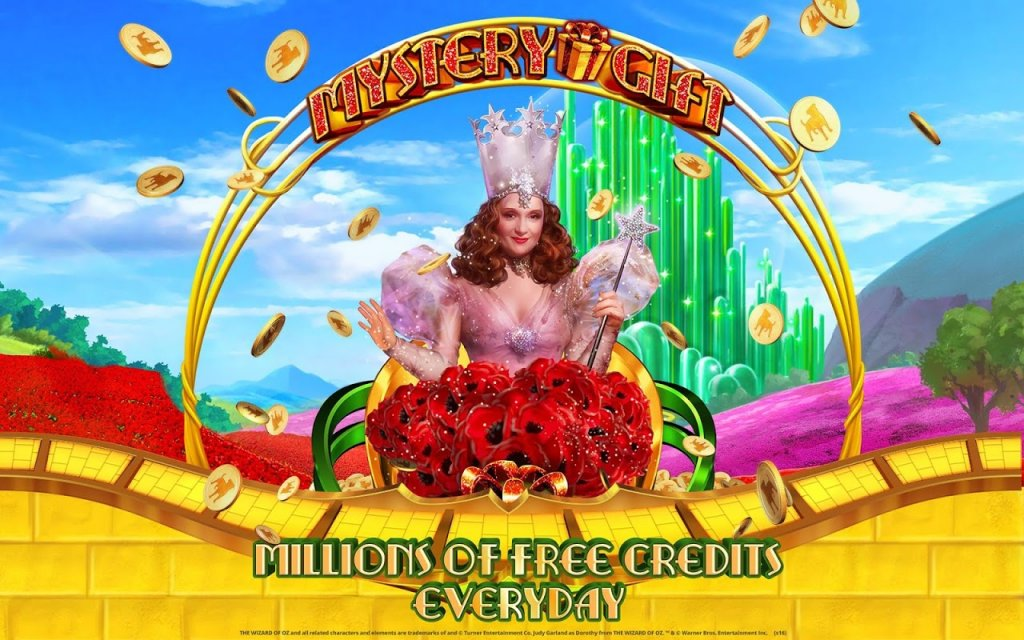 wizard of oz free credits