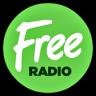 Icône Free radio