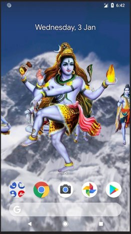4d Shiva Live Wallpaper 70 Download Apk For Android Aptoide