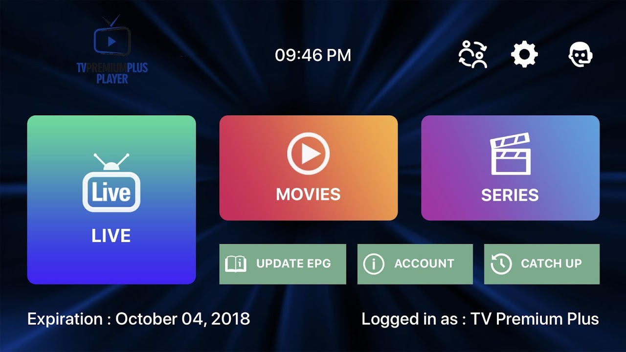 TV Premium Plus Player screenshot 2