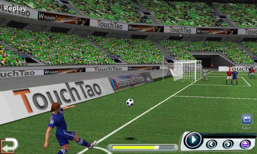 Mundial Football League screenshot 4