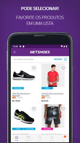 5ce383f59 netshoes compre artigos esportivos online screenshot 1 netshoes compre  artigos esportivos online screenshot 2 ...