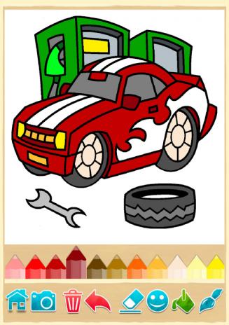 Otomobil Boyama Oyunu 924 Android Aptoide Için Apk Indir