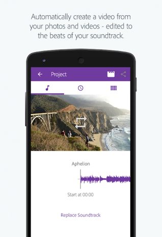 Adobe Premiere Clip 1 1 6 1316 Download APK for Android - Aptoide