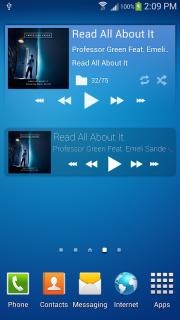 Poweramp screenshot 20