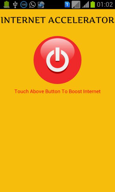 Descargar acelerador internet para android