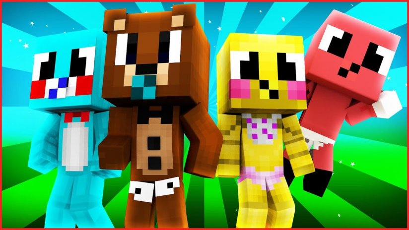 Baby Skins MCPE Download APK For Android Aptoide - Skin para minecraft pe baby